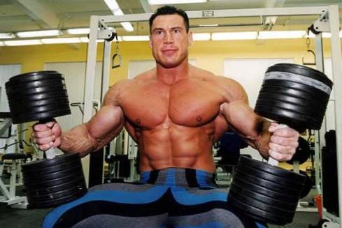 Базовые и изолирующие упражнения