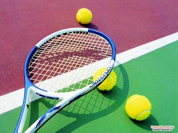 Как теннис влияет на накачку мышц?