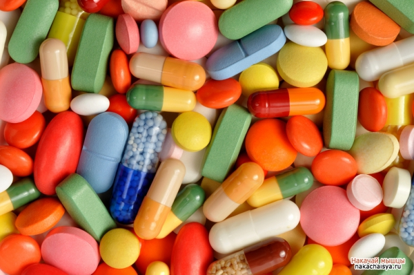 Антибиотики и тренировки