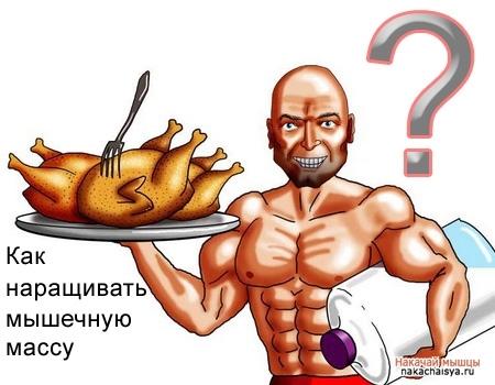Семь советов по наращиванию мышечной массы