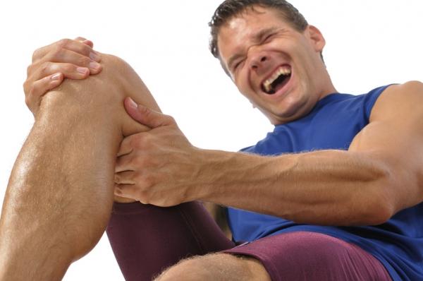 Спазмы и тренировки