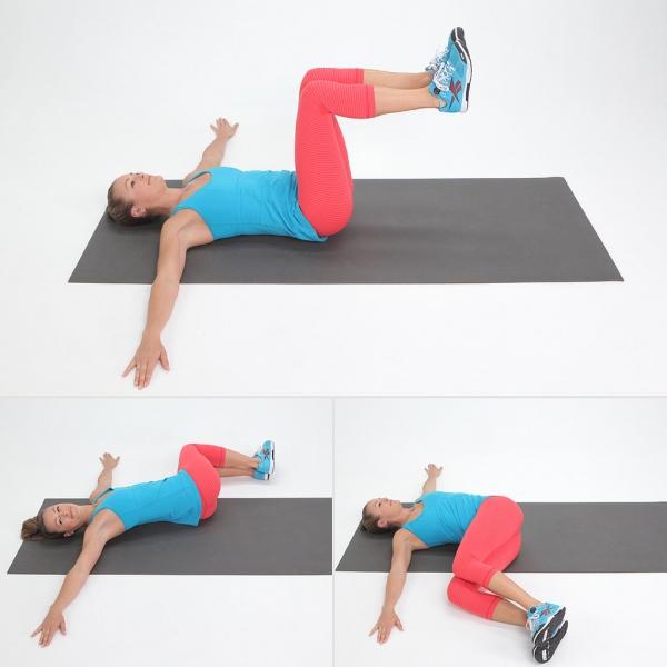 упражнения для тренировки косых мышц живота